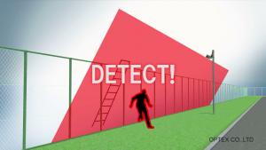 Optex Laser Scan Detector