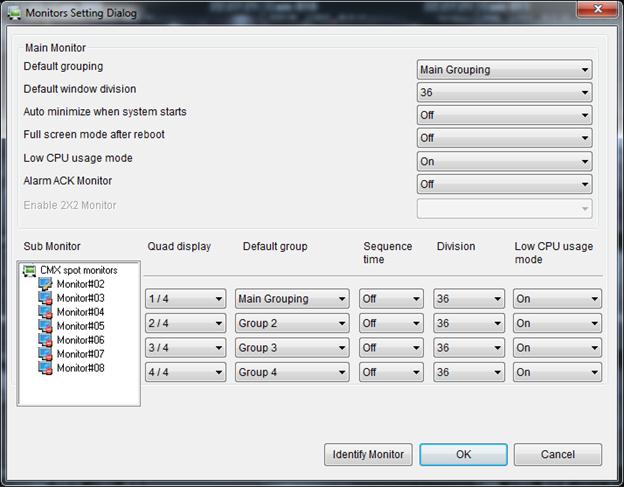 cmx_monitor_setting